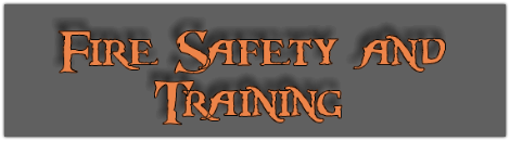 Click for links to Fire Safety and Training related sites
